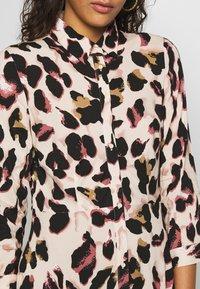 YAS - YASLIRO  - Shirt dress - mellow rose - 5