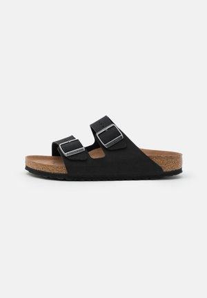 ARIZONA EARTHY VEGAN - Pantofle - black