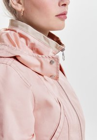 ONLY - EINFARBIGER - Summer jacket - cameo rose - 3