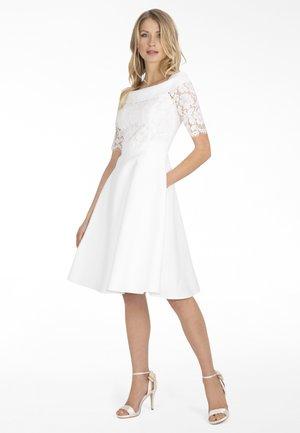 Cocktail dress / Party dress - creme