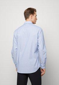 Tommy Hilfiger Tailored - DOBBY DESIGN CLASSIC - Kauluspaita - blue - 4