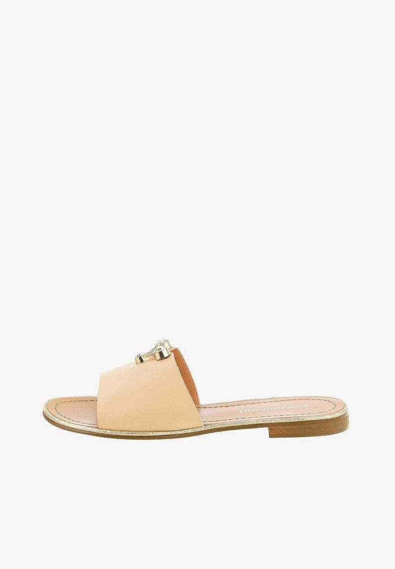 PRIMA MODA - ORBETELLO - Pantofle - brown