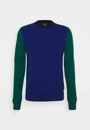 Svetr - blue/multi-coloured