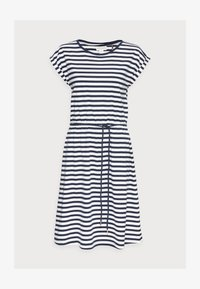 DRESS JANE - Jersey dress - navy