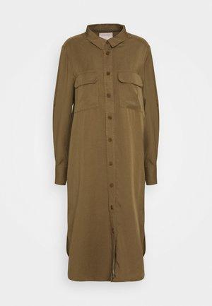 BLEONA - Shirt dress - beech