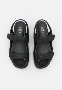 Call it Spring - KIKII - Platform sandals - black - 5