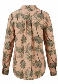 Alba Moda - Button-down blouse - karamell khaki - 6