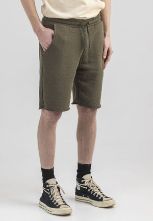 CLASSIC TERRY - Shorts - kelly green