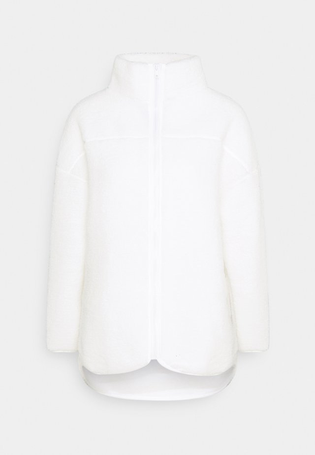 MARRE JACKET - Fleecetakki - offwhite