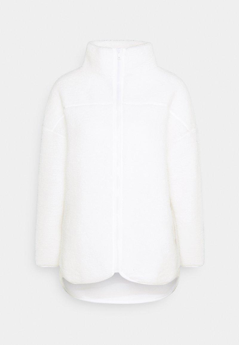Gina Tricot - MARRE JACKET - Fleece jacket - offwhite