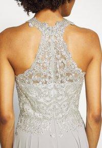 Luxuar Fashion - Vestido de fiesta - silbergrau - 5