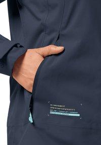 Jack Wolfskin - Hardshell jacket - midnight blue - 3