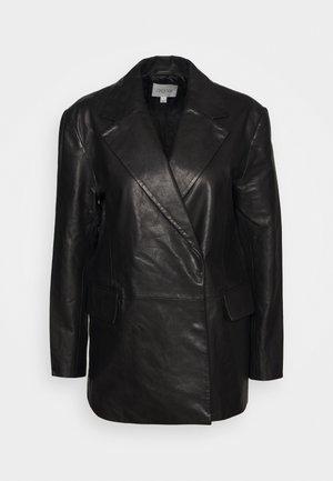 CHARLOTTE  - Blazer - black