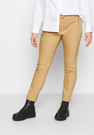 TROUSER - Chinos - soft caramel