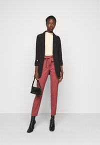 Vero Moda Tall - VMRINA - Short coat - black - 1