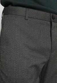 Samsøe Samsøe - FRANKIE TROUSERS - Trousers - grey melange - 5