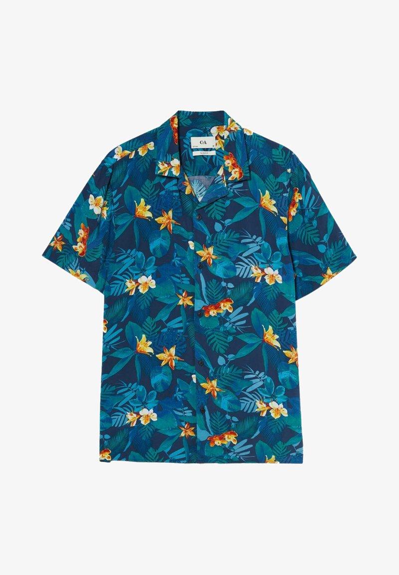 C&A - Shirt - dark blue