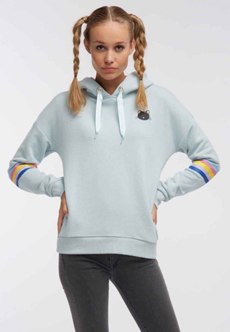 Fast Delivery Women's Clothing myMo Hoodie mint WpDUt3Ikw
