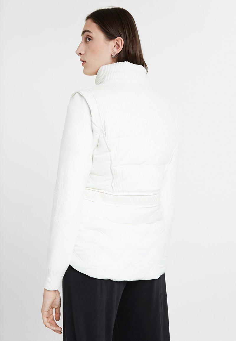 Desigual EDIMBURGO - Übergangsjacke - white/weiß cikdlt