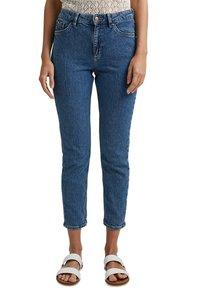 Esprit - Slim fit jeans - blue medium washed - 4
