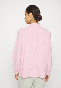 Sister Jane - POWDER ROSE BOW - Blouse - pink - 2