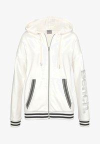 Bench - Zip-up hoodie - ecru - 0