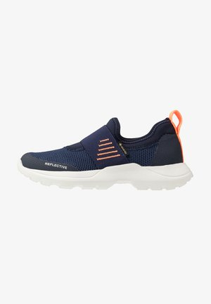 RUSH - Nazouvací boty - blau