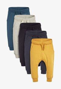 Next - 5 PACK  - Teplákové kalhoty - beige - 0