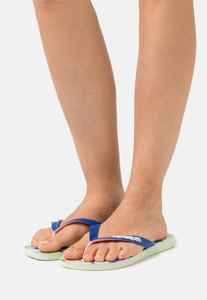 TOP FASHION - Pool shoes - green
