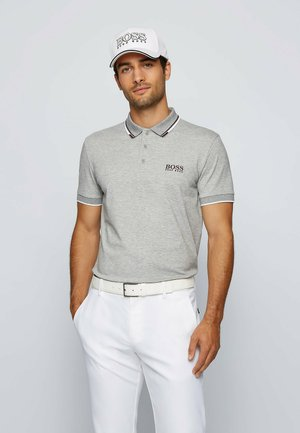 PADDY PRO - Polo shirt - open grey