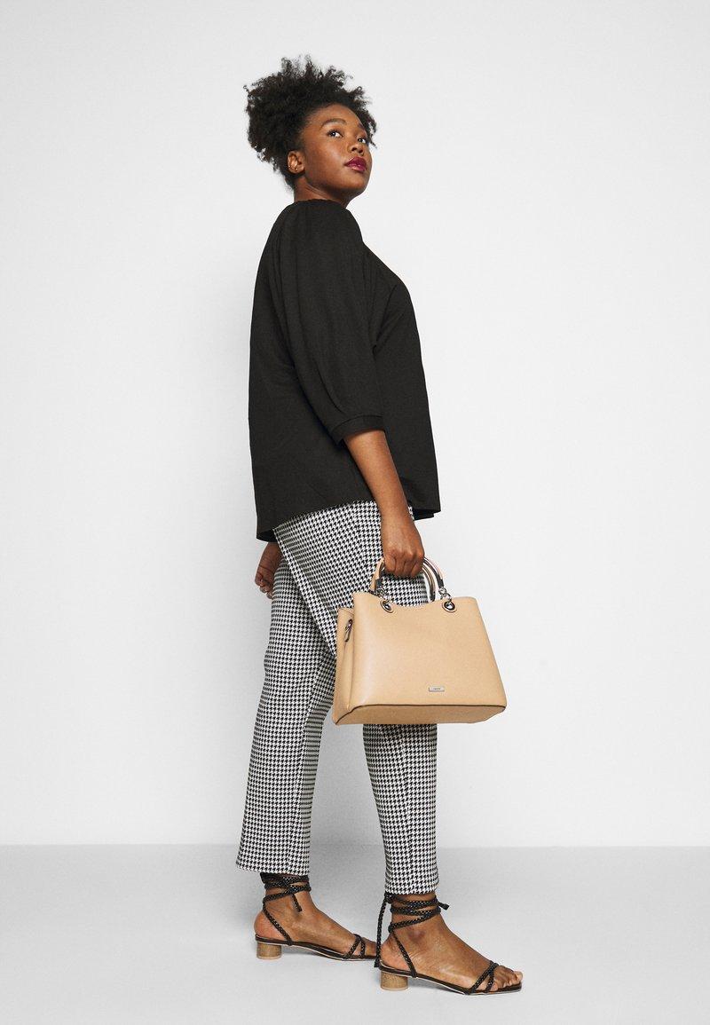 ALDO - CHERRAWIA - Handbag - other beige