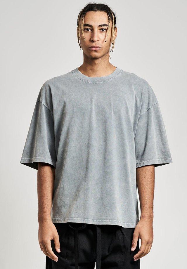 T-shirt basic - dunkelgrau