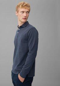 Marc O'Polo - Polo shirt - total eclipse - 3