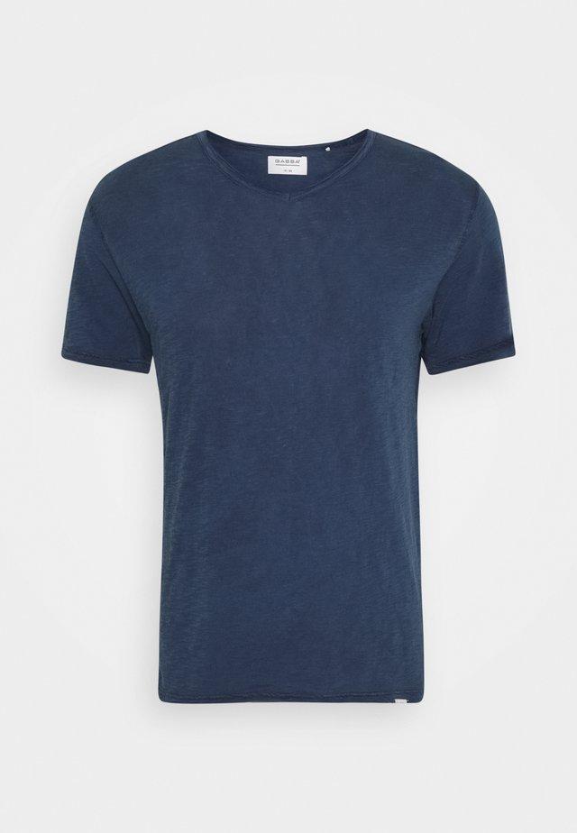 MARCEL TEE - Basic T-shirt - eclipse