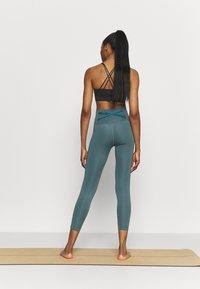 Nike Performance - NOVELTY 7/8 - Leggings - dark teal green - 2