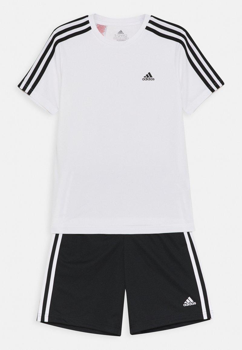 adidas Performance - SET - Short de sport - white/black