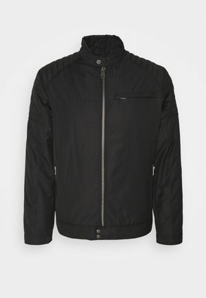 BIKER - Light jacket - black
