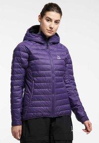 Haglöfs - Winter jacket - purple rain - 0