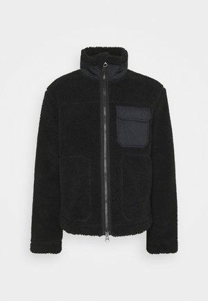 JACKET - Light jacket - black dark