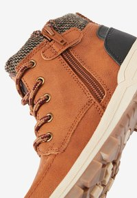 Next - Lace-up ankle boots - brown - 3