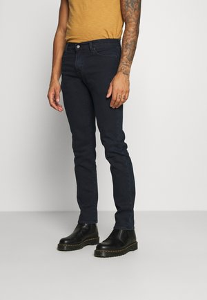 511™ SLIM - Jeansy Slim Fit - black
