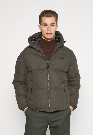 JKTALASKA - Winter jacket - military green