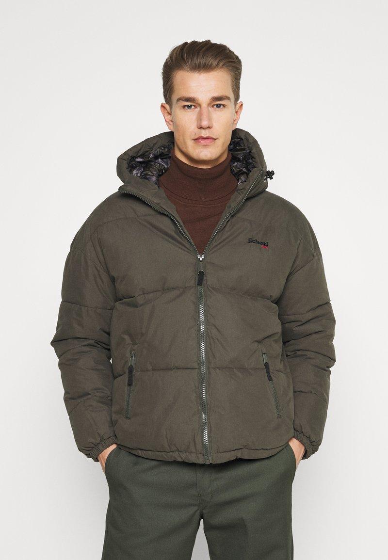 Schott - JKTALASKA - Winter jacket - military green
