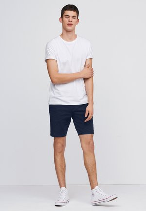 2 PACK - Shorts - light blue