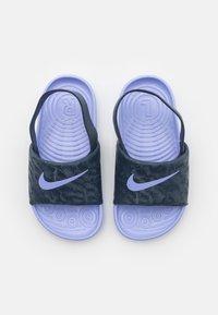 Nike Performance - Outdoorsandalen - thunder blue/purple pulse - 3