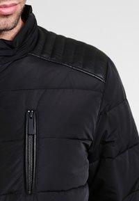 HARRINGTON - BIKER - Winter jacket - noir - 5