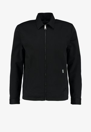 MODULAR JACKET DENISON - Summer jacket - black