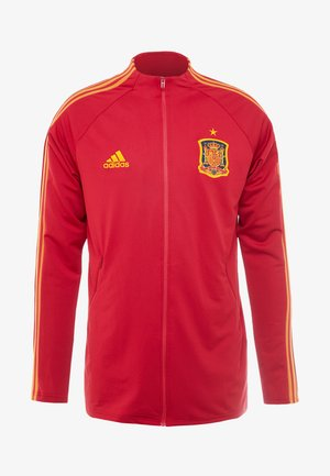 SPAIN FEF ANTHEM JACKET - Training jacket - red