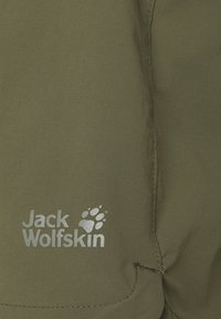 Jack Wolfskin - HILLTOP TRAIL SKORT  - Sports skirt - grape leaf - 2