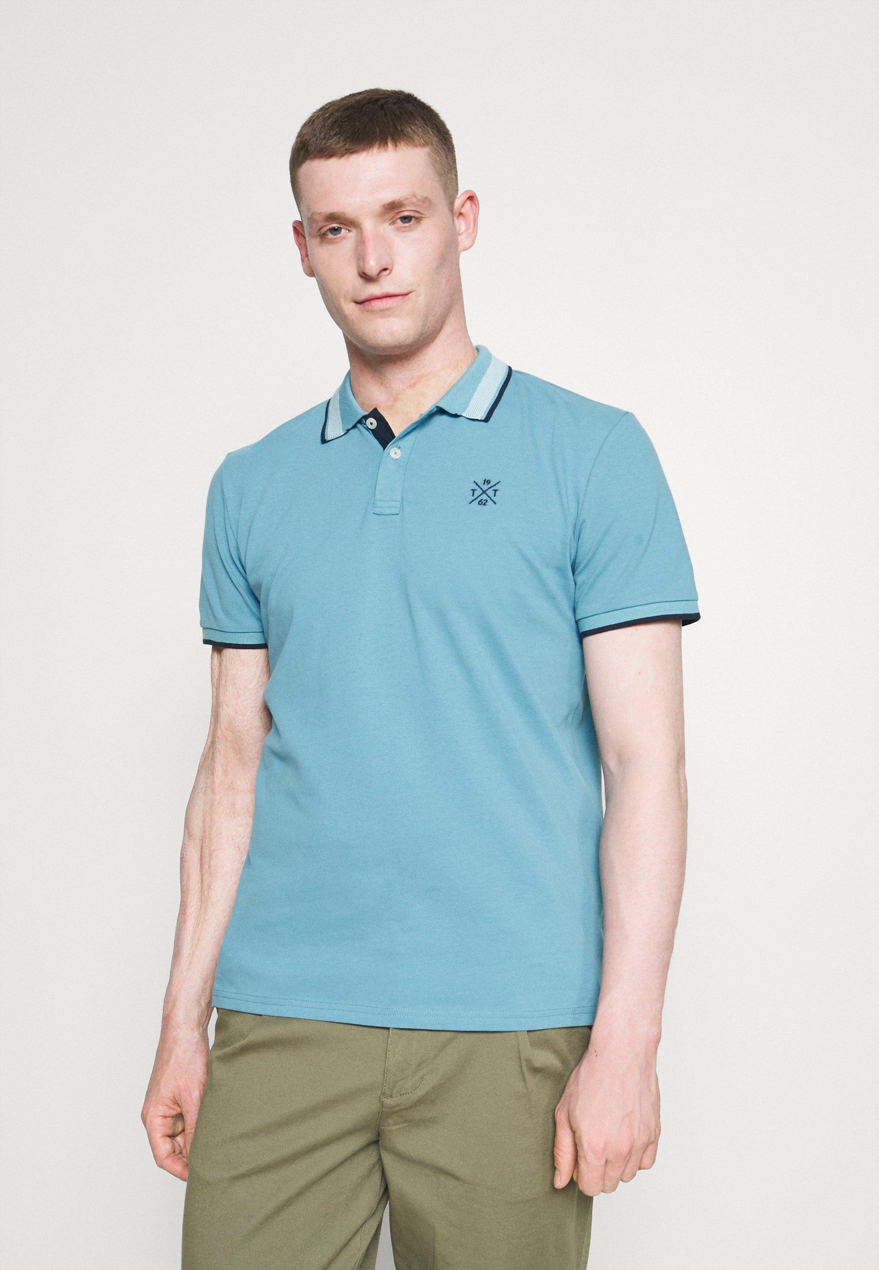 Men UNDERCOLLAR WORDING - Polo shirt